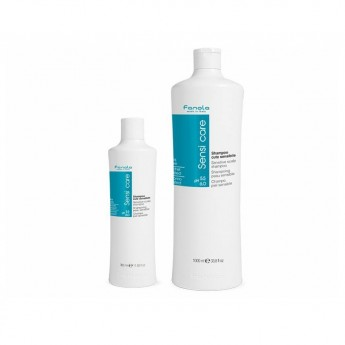 Fanola šampon Sensi na citlivou pokožku 1000 ml akce 1+1
