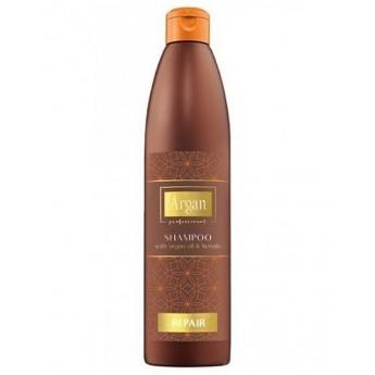 Subrina ARGAN Professional Repair Shampoo 500ml - šampon s arganovým olejem na poškozené vlasy