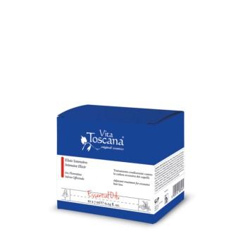 Vita Toscana Elisir Intensivo 10x7ml – speciální intesivní léčebný přípravek působící při nadměrné ztrátě vlasů