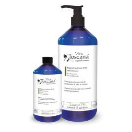 Vita Toscana Bagno Capillare Sebo 250 ml - speciální šampon při problémy s nadměrnou tvorbou mazu