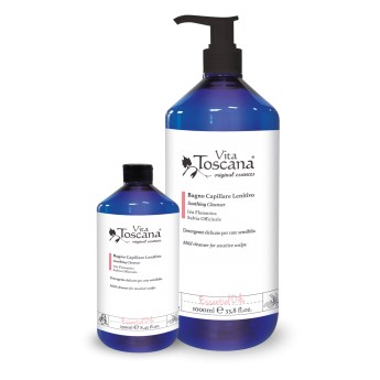 Vita Toscana Bagno Capillare Lenitivo 250 ml - jemný čistící šampon pro citlivou pokožku