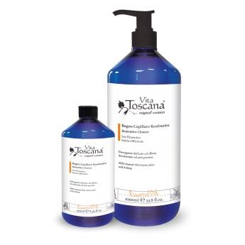 Vita Toscana Bagno Capillare Restitutivo 250 ml – šampon proti nadměrnému pocení