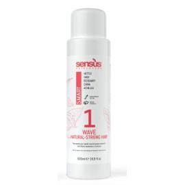 Sens.us smart perm 500 ml - trvalá ondulace na normální vlasy 1