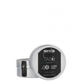 akce 8+1 Sensus Shine Wax 48 - středně tužící lesklý vosk 75 ml