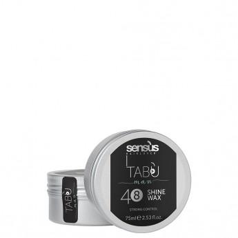 Sensus Shine Wax 48 - středně tužící lesklý vosk 75 ml