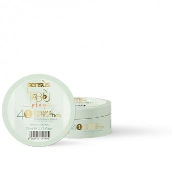Sensus Dynamic Distruction 41 – silně tužící matná pasta 75 ml