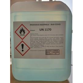 Dezinfekce Anti-COVID 5L - doprodej