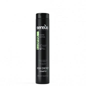 Sensus Man Hi Energy Shampoo - pánský osvěžující šampon 250 ml