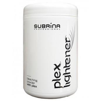 SUBRÍNA Plex Lightener Bleaching Powder 500g - šetrný melír pro zesvětlení až o 7 tónů