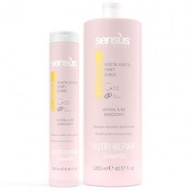 akce 3+1 Sensus Nutri Repair Shampoo - výživný šampon 1200 ml