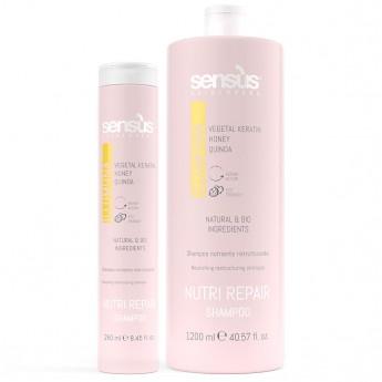 Sensus Nutri Repair Shampoo - výživný šampon 1200 ml