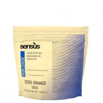 Sensus Zero Orange Deco 450 g – modrý zesvětlovač o 7 tónů