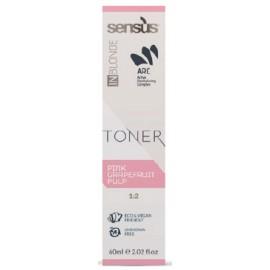 Sensus Inblonde Toner 60 ml – tónovací krém - růžový grep
