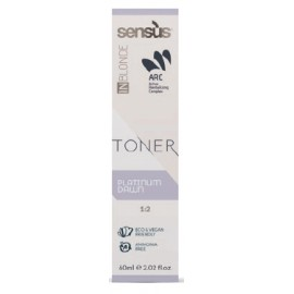 Sensus Inblonde Toner 60 ml – tónovací krém - platinový