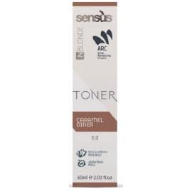 Sensus Inblonde Toner 60 ml – tónovací krém - karamelová