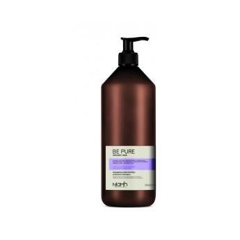 Niamh Hairkoncept Be Pure Protective Shampoo Ochranný šampón 1000 ml