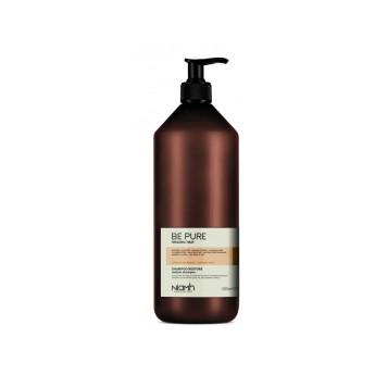 Niamh Hairkoncept Be Pure Restore Shampoo Obnovující šampon 1000 ml