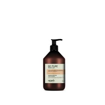 Niamh Hairkoncept Be Pure Restore Shampoo Obnovující šampon 500 ml