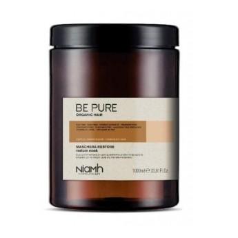 Niamh Hairkoncept Be Pure Restore Mask Obnovující maska 1000 ml