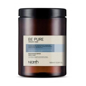 Niamh Hairkoncept Be Pure Detox Mask 1000 ml