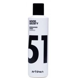 """Artego Osvěžující šampon """"2v1"""" SPORT 250 ml Sport 51 250 ml"""