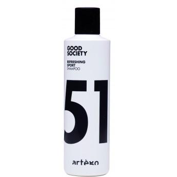 """Osvěžující šampon """"2v1"""" SPORT 250 ml Sport 51"""