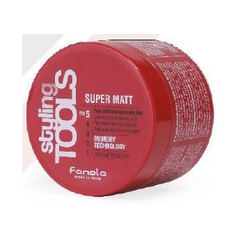 Fanola Super Matt 100 ml - Extra Strong Matt Shaping Paste - matná pasta 100 ml
