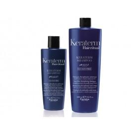 akce 2+1 Fanola Keraterm šampon pro disciplínu a proti krepatění 300 ml