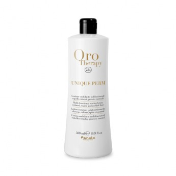 Fanola Oro Puro trvalá na vlasy 500 ml