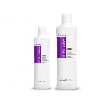 akce 4+1 Fanola Šampon na šedivé a odbarvené vlasy 1000 ml
