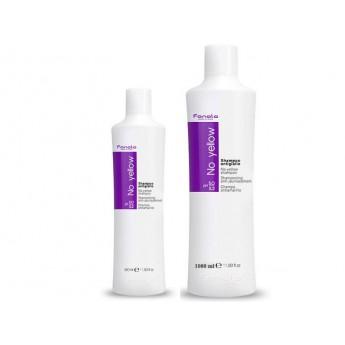 Fanola Šampon na šedivé a odbarvené vlasy 1000 ml akce 1+1