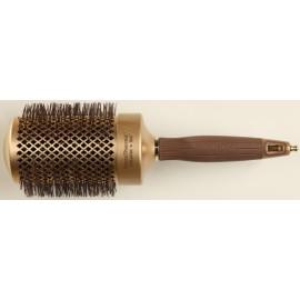 Olivia Garden Ceramic + ion NanoThermic 64 - kartáč na vlasy