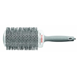 Olivia Garden Ceramic + ion Thermal Brush Speed XL 65 - kulatý kartáč na vlasy