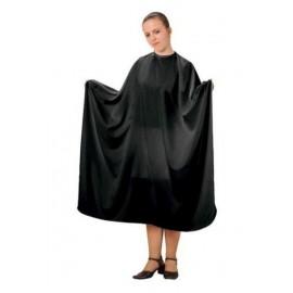 Fox Basic Line kadeřnická pláštěnka černá
