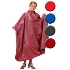 Fox Upper Line2 kadeřnická pláštěnka černo červená
