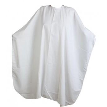 Fox Silky Line kadeřnická pláštěnka bílá 6 zapínání