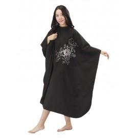 Mila Peacook pláštěnka černá