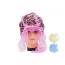 Síťka na vlasy - šátek bavlna