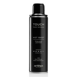 Artego Touch silně tužící lak 250 ml Hot Shot