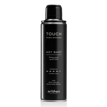 Artego Touch silně tužící lak 250 ml Hot Shot