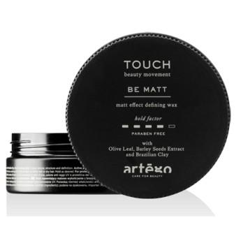 Artego Touch středně tužící matný vosk 100 ml BE MATT