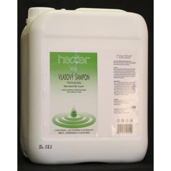 Hessler Šampon professional na mastné vlasy 5000 ml