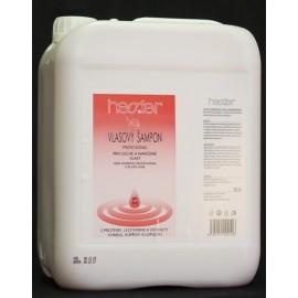 Hessler Šampon professional na suché vlasy 5000 ml