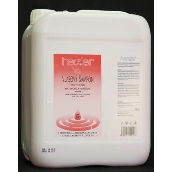 Hessler Šampon professional na suché vlasy 1000 ml