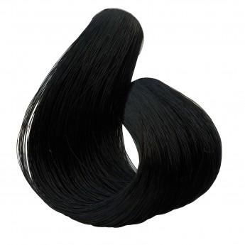 Black Mousse Color černá 200ml - barvící pěnové tužidlo