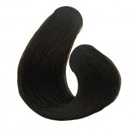 Black Mousse Color tmavě hnědá 200ml - barvící pěnové tužidlo