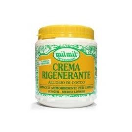 MIL MIL regenerační krém CREMA RIGENERANTE ALL´OLIO DI COCO